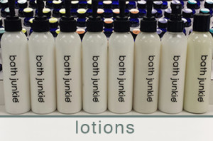 body products lotion at bath junkie
