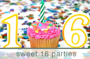 sweet 16 parties at bath junkie