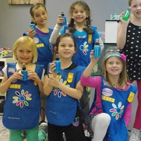 girl scout badge programs at bath junkie